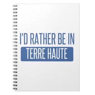 Terre Haute Spiral Notebook