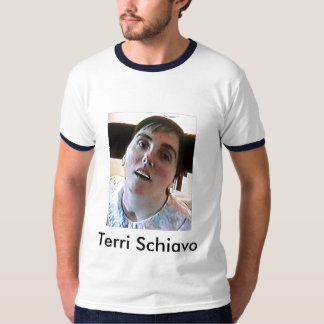 Terri Schiavo Ate the Pope T-Shirt