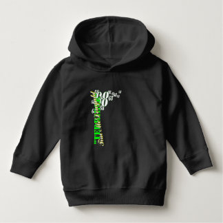 """Terrible Tim"" Toddler Pullover Hoodie"