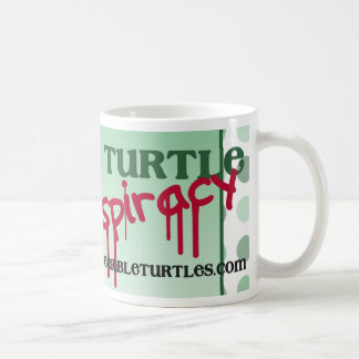 Terrible Turtle Conspiracy Mug