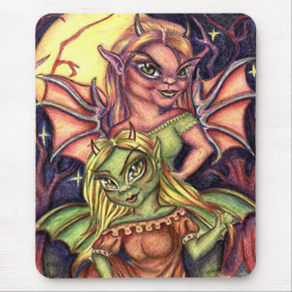 Terrible Twos Mousemat Mouse Pad