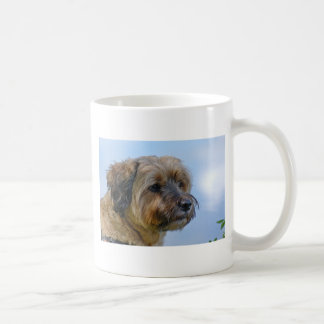 Terrier Design Coffee Mug