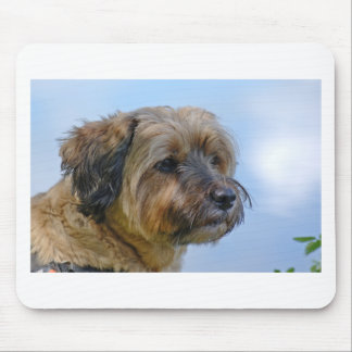 Terrier Design Mouse Pad