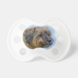 Terrier Design Pacifier