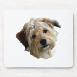 TERRIER MIX MOUSE PAD