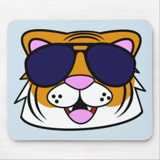 Terrific Tiger Mouse Pad