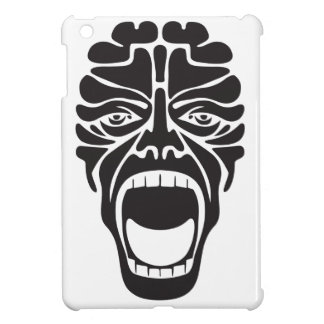 terrifying scream iPad mini covers