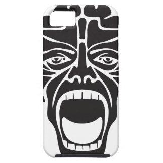 terrifying scream iPhone 5 cover
