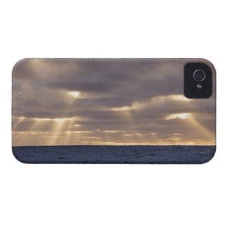 Territoire BRITANNIQUE, île du sud de la Géorgie, Coque Case-Mate iPhone 4