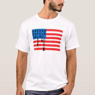 Terror Flag USA T-Shirt
