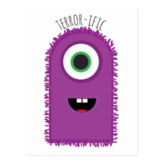Terror-ific Postcards