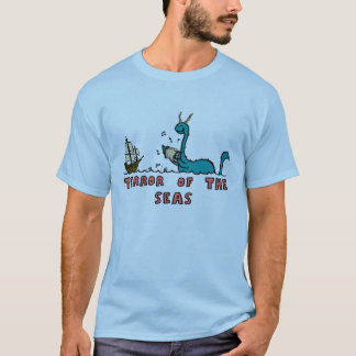 Terror Of The Seas T-Shirt