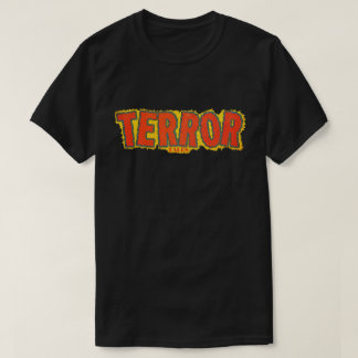 Terror Tales logo T-Shirt