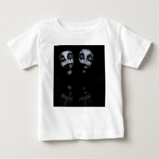 Terror twins haunted dolly product baby T-Shirt