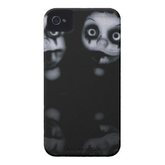 Terror twins haunted dolly product iPhone 4 Case-Mate cases
