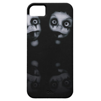 Terror twins haunted dolly product iPhone 5 covers