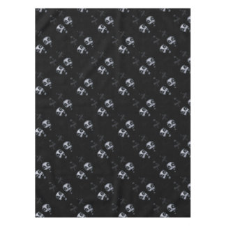 Terror twins haunted dolly product tablecloth