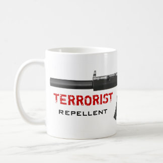 TERRORIST REPELLENT & MP5 mug