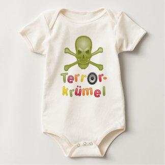 Terrorkrümel Baby Bodysuit