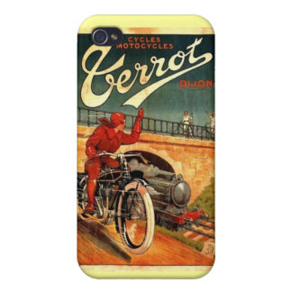 terrot retro ad covers for iPhone 4