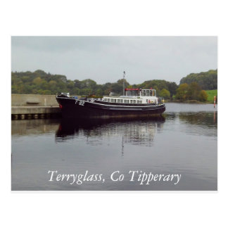 Terryglass, Co Tipperary Postcard
