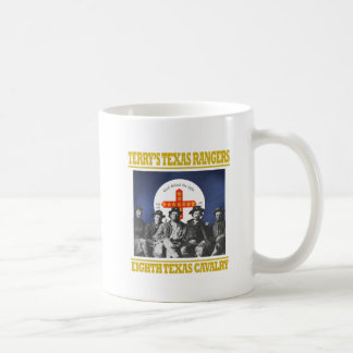 Terry's Texas Rangers Coffee Mug