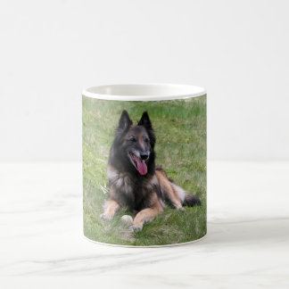Tervuren Belgian Sheepdog, dog coffee / tea mug