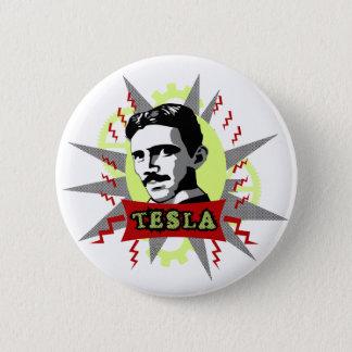 Tesla 2 Inch Round Button