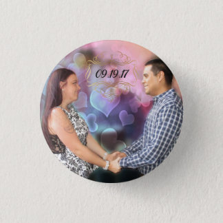 Tesla & Andres 1 Inch Round Button