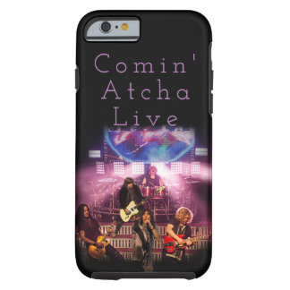 TESLA- Comin' Atcha Live- Phone Case
