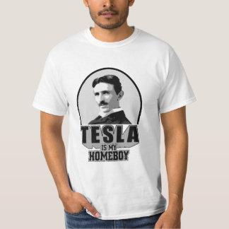 Tesla est mon Homeboy T-shirt