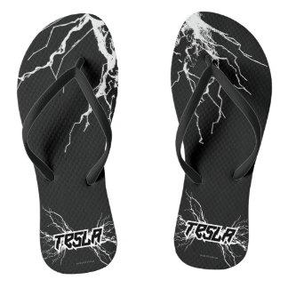 Tesla Flip Flops