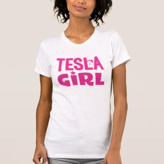 Tesla Girl T-Shirt