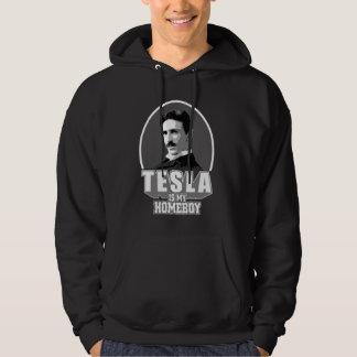 Tesla Is My Homeboy Hoody