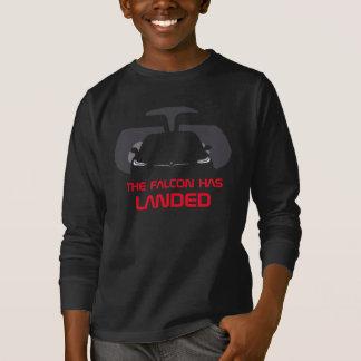 Tesla Model X - THE FALCON HAS LANDED T-Shirt