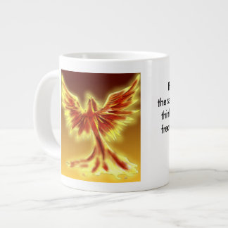 Tesla Quote on Jumbo Mug