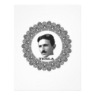 tesla ring customized letterhead