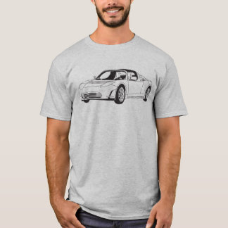 Tesla Roadster T-shirt
