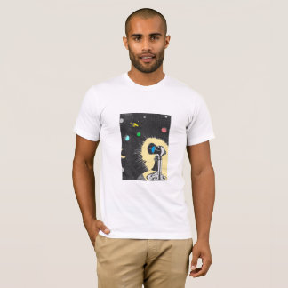 Tesla Says We Can Phone the Planets T-Shirt
