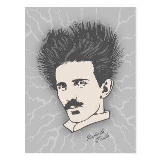 Tesla Static II Postcard