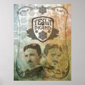 TeslaBrand Poster