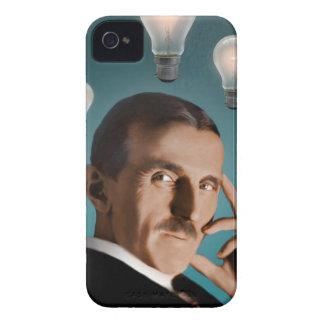 Tesla's Dream iPhone 4 Case