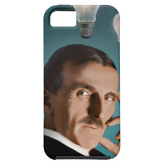 Tesla's Dream iPhone 5 Cover