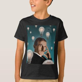 Tesla's Dream T-Shirt