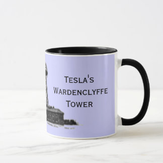 Tesla's Wardenclyffe Tower mug