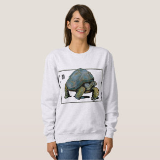 Tess The Giant Tortoise Sweatshirt