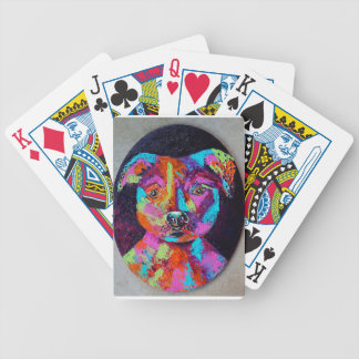 TESSA'S PITBULL BICYCLE PLAYING CARDS