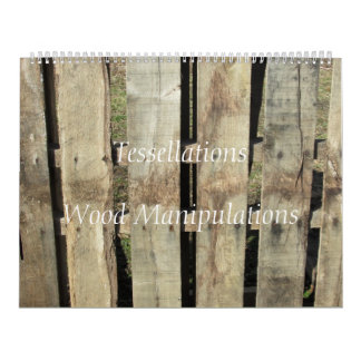 Tessellations - Wood Manipulations Calendar