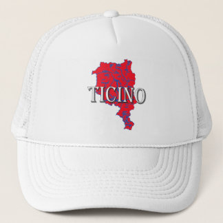 Tessin - Ticino Trucker Hat