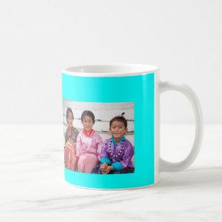 test123 classic white coffee mug